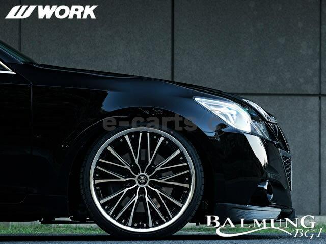 【タイヤ・ホイール 4本セット】 ワーク バルムンク ビージーワン WORK BALMUNG BG1 225/35R19 新品 選べるタイヤ タイヤ・ホイール 新品4本(1台分)セット