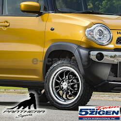 送料無料5zigenパンテーラM6155/60R15輸入タイヤ4本SETオフロードクロカン仕様R1R2