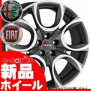 MAK トリノ 16x6.5 35 4/98 フィアット500 アバルト500 パンダ アルファロメオ ミト 4本SET