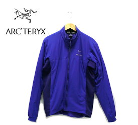 【ARC'TERYX】 アークテリクス ATOM LT ジャケット Sサイズ ジャンパー 上着 耐久 撥水 防寒 ジャケット 【中古】