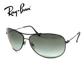 【Ray Ban】レイバン サングラス RB3293 002/8E 67□13 2N ブラック×ブラック 廃盤モデル アイウェア 小物 服飾品 RM2061【中古】