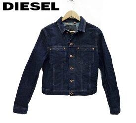 【DIESEL】 ディーゼルDE-JOSEF デニム ジャケット Gジャン Sサイズ 美品【中古】FF1145