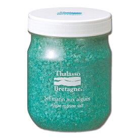 【タラソ ド ブルターニュ アルグマリンソルト 850g】乾燥肌のための 入浴剤入浴剤 バスソルト