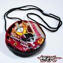 送料無料 仮面ライダーセイバー ネックポーチ KKR3 1000 約9.5×9.5×1.5cm 日本製 聖刃 ポシェット