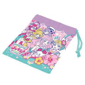トロピカル〜ジュ!プリキュア コップ袋 カップ袋 巾着
