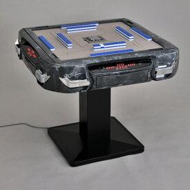 全自動麻雀卓 アモス レックス2(AMOS REXX2)サイコロタイプ/[グレー]【送料込み】