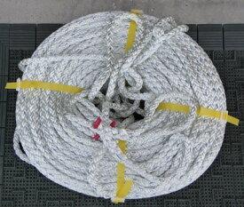 延線用 ナイロンクロスロープ 12×300m 送料無料(但し、北海道、沖縄、離島は別料金)