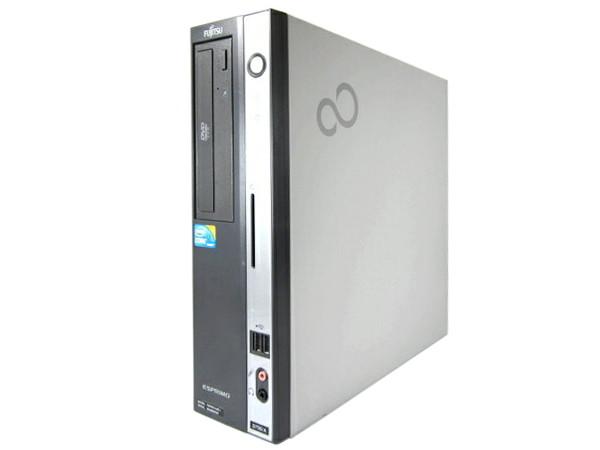 中古パソコン 【Windows7】[F93D] 富士通 ESPRIMO D750/A (Core i3 3.2GHz 2GB 160GB DVDマルチ Windows7 Professional)【中古デスクトップ】【デスクトップ】【中古】