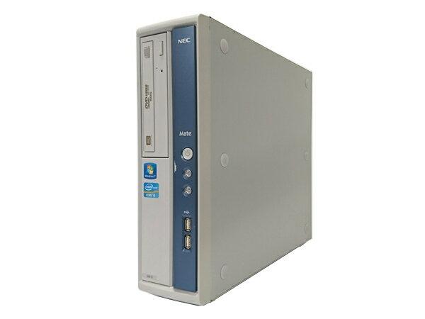 [N50D] 第2世代Core i5限定 NEC製デスクトップパソコン (Core i5 3.1GHz 4GB 250GB DVD-ROM Windowws7 Pro 64bit)