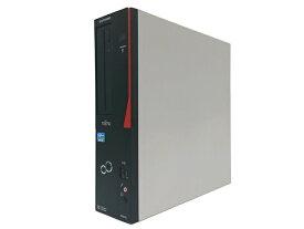 中古 デスクトップパソコン [F119D][SSD搭載] 富士通 ESPRIMO D582/G (Core i3 3240 3.4GHz 8GB 128GB DVD-ROM Windows10 Pro 64bit)【中古PC】【中古パソコン】