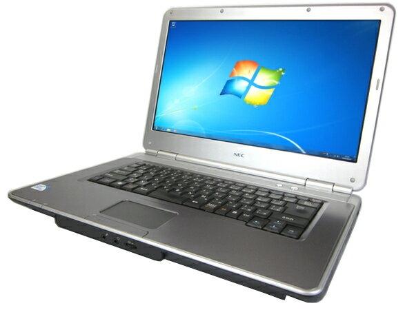 中古パソコン【Windows7】[N100Aw][わけあり大特価]NEC VA-9 (Core2 Duo 2.5GHz 2GB 160GB DVD-ROM Windows7 Professional)【中古PC】【アウトレット】