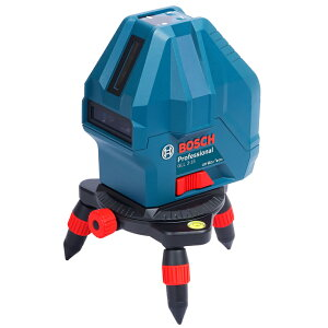 ボッシュ(BOSCH) レーザー墨出し器 GLL3-15X キャリングバッグ付き