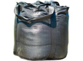 黒色耐候性 トン袋 フレコンバック 1t土嚢  t袋 土のう袋 土納袋 1年対応タイプ 反転ベルト付