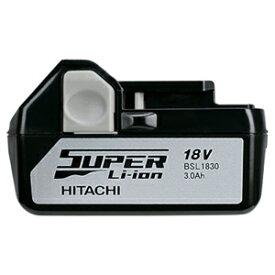 日立 電池 BSL1830 リチウムイオン バッテリー 18V 3.0Ah純正品HITACHI HIKOKIハイコーキ