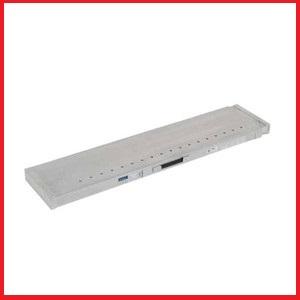 ピカ 超軽量タイプ 片面使用型 アルミ 伸縮足場板 STFD-2025