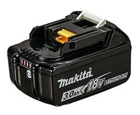マキタ 18V 3.0Ah BL1830B バッテリ 電池 残容量表示+自己故障診断付