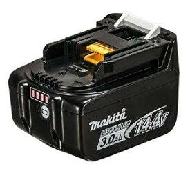 マキタ 14.4V 3.0Ah BL1430B バッテリ 電池 残容量表示+自己故障診断付 純正・国内正規品