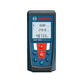 ボッシュ GLM7000 レーザー距離計 キャリングバック、電池付 ピタゴラス機能付 最新型