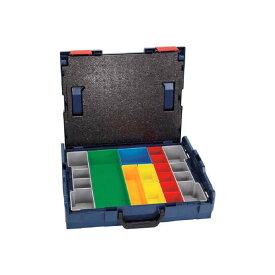BOSCH (ボッシュ) L-BOXX(エルボックス) ボックスSパーツ入れ2付き [L-BOXX102S2]