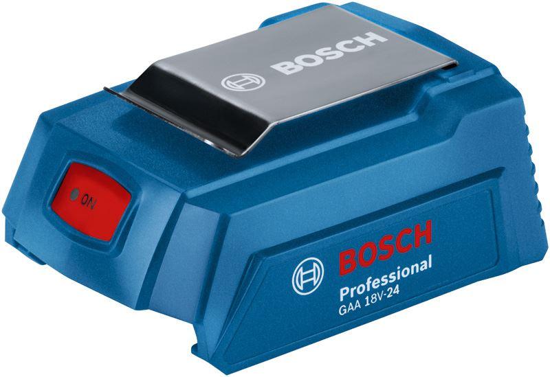 ボッシュ(BOSCH) 18V/14.4V用 コードレスUSBアダプタ GAA18V-24