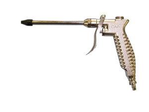 キャプテンツール 高圧用エアダスターガン 110mmロングノズル AD-010H 高圧専用エアーガン
