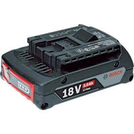 在庫限り!ボッシュ(BOSCH) 18V3.0Ah 薄型 リチウムイオンバッテリー GBA18V3.0Ah 電池 A1830LIBの軽量、コンパクト!