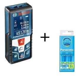 ボッシュ(BOSCH) レーザー距離計 GLM500 J 充電電池(単4充電電池×2本)付 特別セット GLM500J GLM 500J