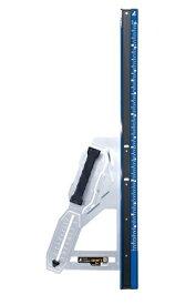 シンワ 丸ノコガイド定規 エルアングルプラス シフト 1m 寸勾配切断機能付 79054 PLUS 丸鋸定規