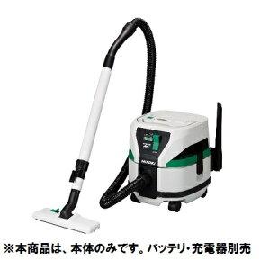 HiKOKI(ハイコーキ) 乾湿両コードレスクリーナー 36V RP3608DA(NN) マルチボルト 本体のみ(蓄電池・充電器別売) 旧日立工機