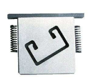 モクバ(Mokuba) レースウェイカッターP用 替え刃 D-95-1 可動刃D D-95用 レースウェイ・パイプハンガー用 手動式 切断機