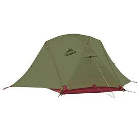【2018年モデル】MSR エリクサー2 / Elixir2 [2人用]テント ヨーロッパモデル グリーン/フットプリント付き