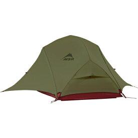 MSR ハバハバ NX / Hubba Hubba NX [2人用] ヨーロッパカラー グリーン 3シーズン 軽量 テント