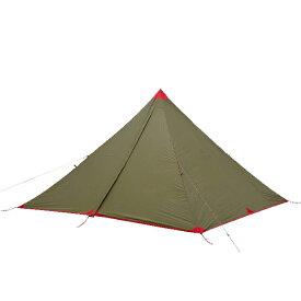 MSR フロントレンジ / FRONT RANGE テント シェルター グリーンカラー
