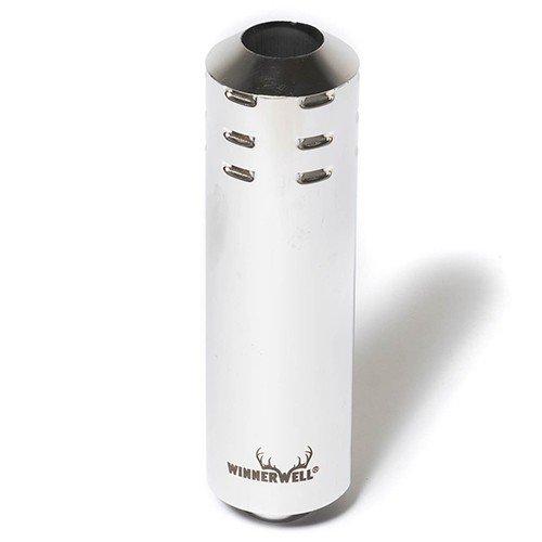 Winnerwell M-Size専用 ウィンナーウェル Mサイズ 薪ストーブ専用 二重煙突 G-Stoveにも装着可【日本正規品】