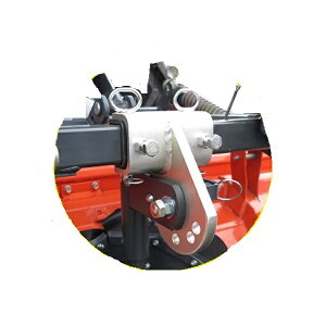 クボタ Vカット用 うね立て反転金具 サイドロータリー用 アタッチメント 99852-17800 小川農具製作