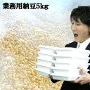 納豆125人分!5kgの納豆♪とにかく沢山食べたい!そのご要望にお答え致します!業務用としても♪大量!【RCP】業務用…