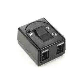 GENETIVE GT171 電話ヘッドセット 切替器 ヘッドセットと受話器切替スイッチ ヘッドセット 切替器 コールセンター用ヘッドセット