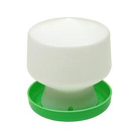 【ヒヨコ・ウズラ類用】自動給水器1.3L【水入れ】