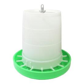 【給餌量調節機能付き】鳥用自動給餌器 容量8Kg 【ニワトリ・ウコッケイ・キジ類用】