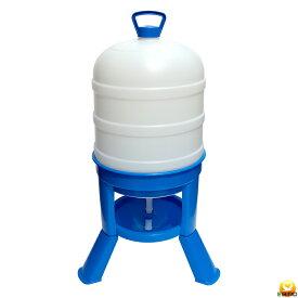 【給水器】鳥用サイホン式飲水器 40L 【鶏 キジ類用】