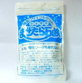 ねば塾 まぜたら石鹸 (廃油リサイクル剤)