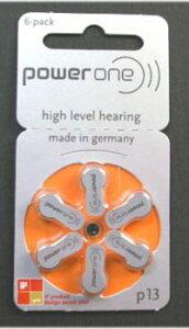 補聴器電池 PR48(P13)