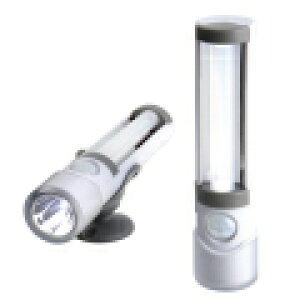 ライテックス LEDセンサーライト 懐中電灯付 ASL-030