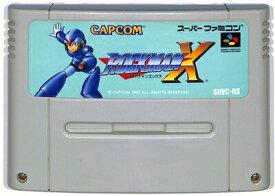 SFC ロックマンX (ソフトのみ)スーパーファミコン【中古】