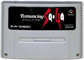 SFC ロマンシング サガ スーパーファミコン(ソフトのみ)【中古】
