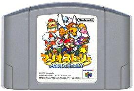 N64 マリオストーリー (ソフトのみ)ニンテンドウ ニンテンドー 任天堂 64 ソフト【中古】