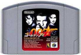 N64 007 ゴールデンアイ (ソフトのみ)ニンテンドウ ニンテンドー 任天堂 64 ソフト【中古】