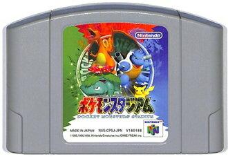 N64 포켓몬 스타디움(소프트만)