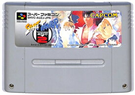 SFC ストリートファイターZERO2 ゼロ2(ソフトのみ) スーパーファミコン【中古】
