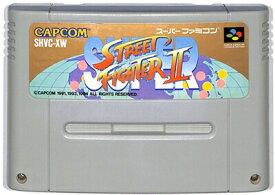 SFC スーパーストリートファイター2 (ソフトのみ) スーパーファミコン【中古】